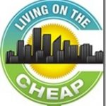 Our new website: Living on the Cheap
