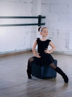 ballet-free fitness classes for kids