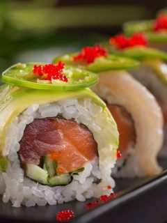 Sushi Roll / photo by LibbyVision