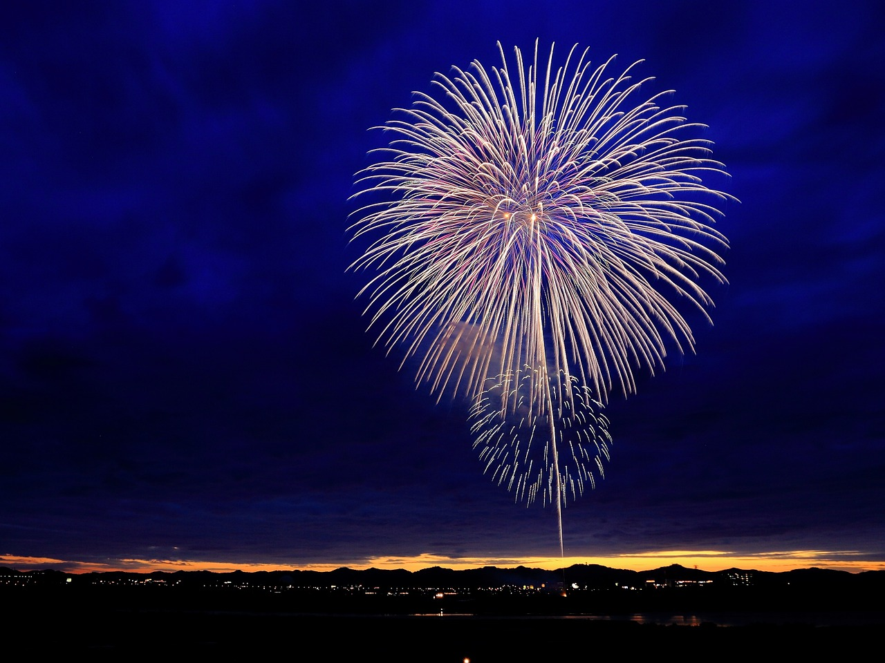 New Year's Eve Fireworks Displays