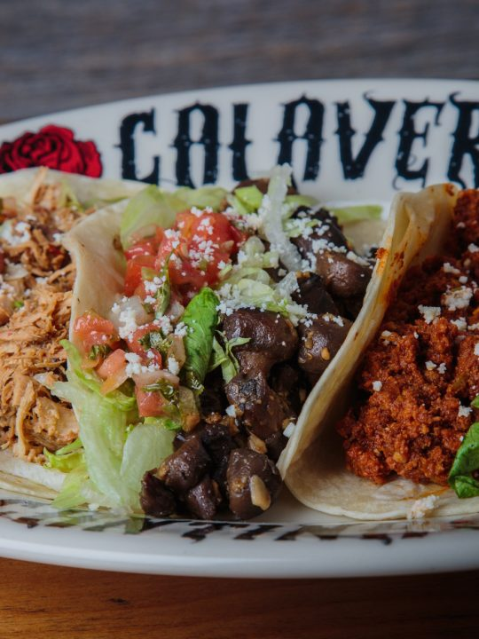 Taco Tuesday - Calaveras
