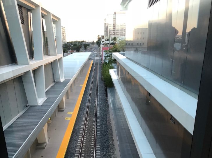 brightline train tracks