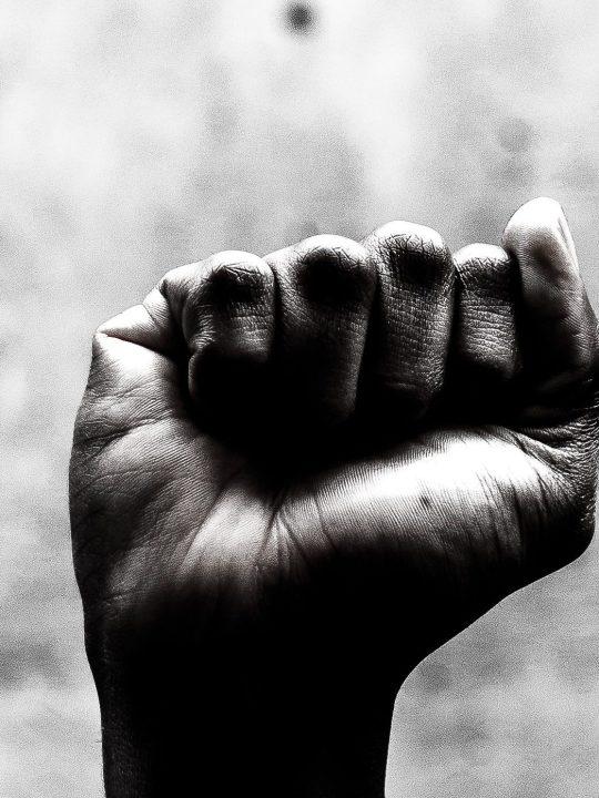 Black History Month - photo by Oladimeji Odunsion