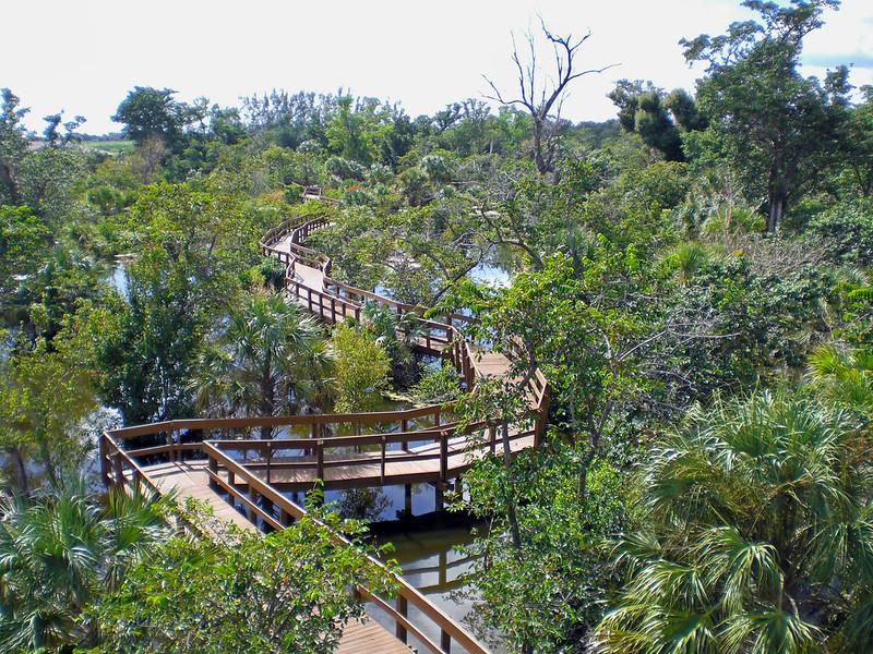 Daggerwing Nature Center Boardwalk